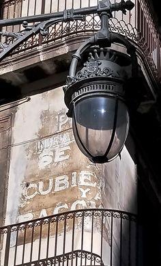 #Murales en la Calle Cardenal Casaañs der #Barcelona, #Catalunya