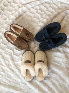 Slip into something cozy 💫 Which pair is your fav? #LiveLifeComfortably #BearpawStyle bearpaw.com/