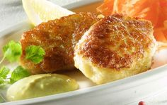 Hjemmelavet fiskefars og ditto remoulade. Prøv det - det smager fantastisk!