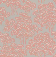 Hornbeam Light Red by Farrow & Ball - Wallpaper : Brewers Home Elephants Breath, True Colors, Colours, Modern Victorian, Red Wallpaper, Ball Lights, Farrow Ball, Background Templates, Red And Grey