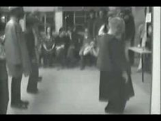 Raro video di Chen Man Ching durante una lezione della forma