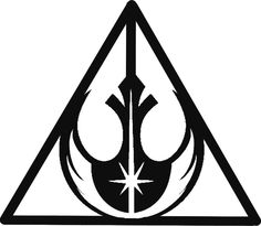 The deathly rebel jedi | star wars | jedi counsel | rebel alliance | deathly hallows | harry potter |