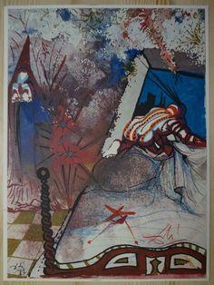 Salvador Dalí - Romeo e Giulietta - William Shakespeare