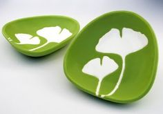 love these ginko bowls!