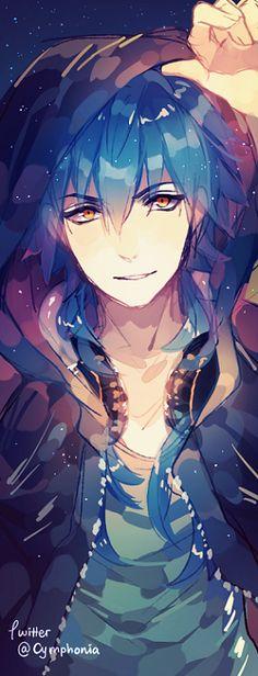 DRAMAtical Murder | Aoba #anime