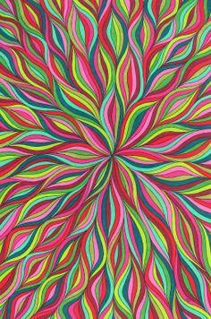Spiral by KyleWilcoxVisualArt on DeviantArt Boho Pattern, Pattern Art, Design Textile, Design Floral, Mandala Drawing, Mandala Art, Colorful Wallpaper, Wallpaper Backgrounds, Wallpapers