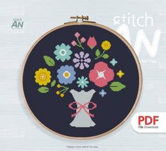Items similar to stitch pattern PDF on Etsy Cross Stitch Borders, Counted Cross Stitch Patterns, Black Pattern, Color Patterns, Coin Purse, Pdf, Chart, Embroidery, Fabric