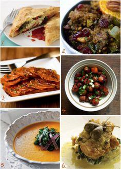 Vegetarian thanksgiving meal ideas