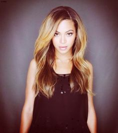 Beyonce- I want this hair!! So soft and simply beautiful