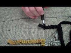 Rug Hooking Made Simple Rug Hooking Designs, Rug Hooking Patterns, Rug Loom, Rag Rug Tutorial, Punch Needle Patterns, Hand Hooked Rugs, Penny Rugs, Woven Rug, Rug Making