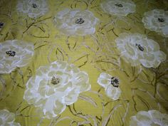 Gorgeous Harlequin silk fabric that I am working on