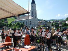 Musikkapelle Marktschellenberg