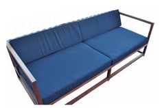deep back couch, furniture & design by Michael Rupich