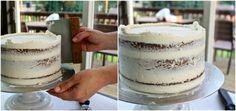 DIY Wedding Cake Tutorial