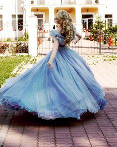 Cinderella by Anastasia Phoenix Cinderella Cosplay, Cinderella 2015, Cinderella Dresses, Disney Dresses, Prom Dresses, Wedding Dresses, Formal Dresses, Adult Costumes, Halloween Costumes