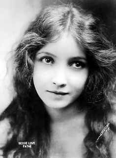 "Bessie Love (1898-1986) - Oscar-nominated actress and playright. Born Juanita Horton, she was given her screen name by D.W. Griffith. Acted in her first film in 1916 (""Aquitted"") and her last in 1983 (""The Hunger""). Performed the first ""Charleston"" dance on-screen in 1925."