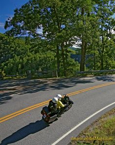 Motorcycle Rides Smoky Mountains