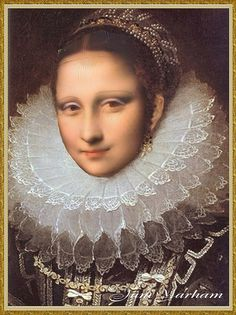 Mona Boleyn by junibears, via Flickr