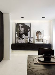 John Jacobs interior design - All For Decoration Interior Inspiration, Room Inspiration, Home Living Room, Living Room Decor, Decor Interior Design, Interior Decorating, Decorating Ideas, Interior Minimalista, Dining Room Design