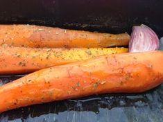 gegrilde wortel