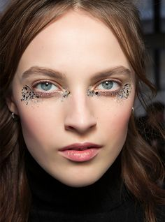 Insider intel on the eyeliner, lip, skin and other makeup trends of the season.