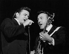 Johnny Cash Carl Perkins