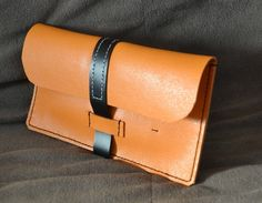 Leather Craft Hobby - Real Leather pouch. Elegant. Tough. Multi-use from Leather Craft Hobby at DaWanda.com  Euros 33.50.