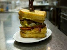 Sasquatch Burger from CookingChannelTV.com