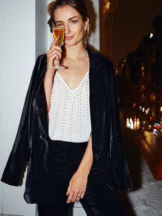 Libson Luxe Velvet Suit