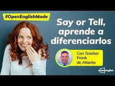 Open English - Clases Gratis de inglés- En vivo - YouTube Teacher, Sayings, Youtube, English Class, Professor, Lyrics, Teachers, Youtubers, Youtube Movies
