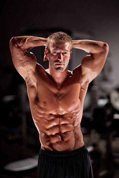 Ben Booker - Inspirational fitness model