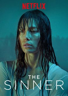 The Sinner - When a young mother inexplicably stabs a stranger to death, a sympathetic detective struggles to unlock the mystery buried in her missing memories. Trauma, Crime, In And Out Movie, Dark Places, Infatuation, Latest Movies, Movies To Watch, Detective, The Fosters
