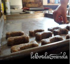 Kids in the Kitchen: Dog Biscuits