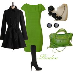 London, created by teddyclue on Polyvore