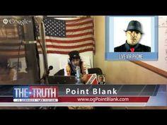 SPC Takeover Point Blank, Rapper K, K-Rino Truth is Stranger Than Fiction w/ Pete Wichert