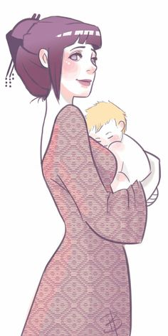 hinata a great mom could be