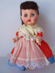 "Vintage 1950s R&B Arranbee Littlest Angel Doll 10"" in Original Italian Outfit | Dolls & Bears, Dolls, By Brand, Company, Character | eBay!"