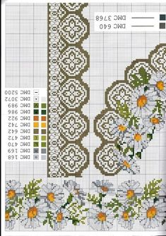 Thrilling Designing Your Own Cross Stitch Embroidery Patterns Ideas. Exhilarating Designing Your Own Cross Stitch Embroidery Patterns Ideas. 123 Cross Stitch, Cross Stitch Borders, Cross Stitch Flowers, Cross Stitch Designs, Cross Stitching, Cross Stitch Embroidery, Embroidery Patterns, Hand Embroidery, Cross Stitch Patterns