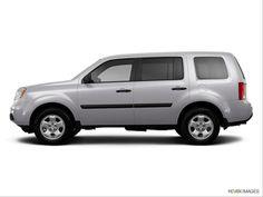 Photos and Videos: 2013 Honda Pilot SUV Colors - Kelley Blue Book