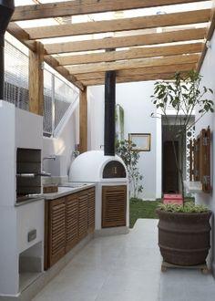 Luxus Outdoor-Küche Dekorieren Ideen # Luxury Kitchen Designs - - Source by outdoo Outdoor Cooking Area, Outdoor Spaces, Outdoor Living, Luxury Kitchen Design, Outdoor Kitchen Design, Kitchen Designs, Kitchen Ideas, Outdoor Kitchens, Kitchen Layouts