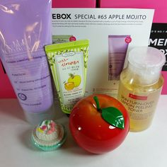 Bits and Boxes: Memebox Apple Mojito Review Special #65 Plus December Coupon Code!