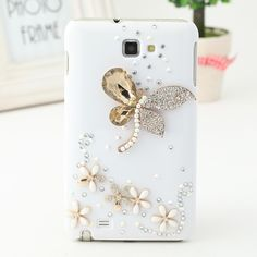 US$24.99 New Arrival Fashion Beautiful Butterfly Diamond Case For Samsung Galaxy Note 2. #Samsung #Fashion #For #Note