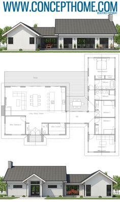 House Plan, Home Plans, Floor Plans Bungalow Floor Plans, Ranch House Plans, Cottage House Plans, Craftsman House Plans, New House Plans, Dream House Plans, Modern House Plans, Small House Plans, House Floor Plans