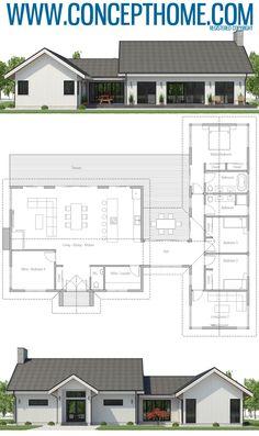 House Plan, Home Plans, Floor Plans Ranch House Plans, Craftsman House Plans, Dream House Plans, Modern House Plans, Small House Plans, Bungalow Floor Plans, Home Design Floor Plans, House Floor Plans, House Blueprints