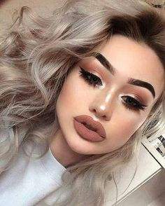 Best 73 Matte Makeup Ideas That You Must Try https://fashiotopia.com/2017/05/22/73-matte-makeup-ideas-must-try/ Do not purchase a dress in the hope you will drop some weight. It's possible for you to put this all around the body for a body mask if you want.