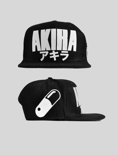 AKIRA Snapback | KYC Vintage