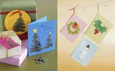 Como hacer una tarjeta de navidad
