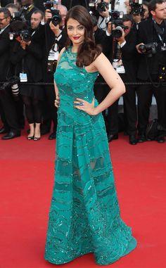 Aishwarya Rai from Stars at the 2015 Cannes Film Festival | E! Online