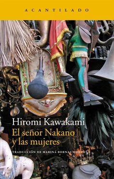 #BookStage | El señor Nakano y sus mujeres