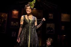 Photo Flash: First Look at NATASHA, PIERRE  THE GREAT COMET OF 1812 at Kazino Amber Gray as Helene